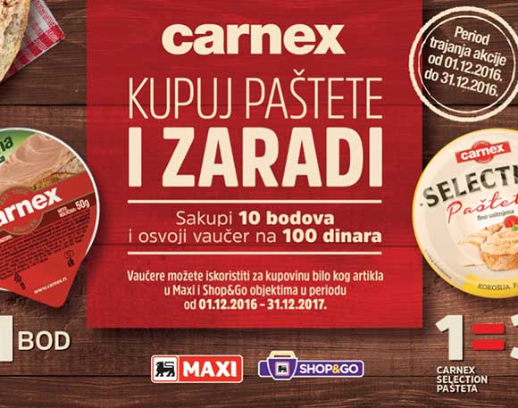 Carnex loyalty program