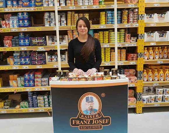 Franz Josef promotions and tastings