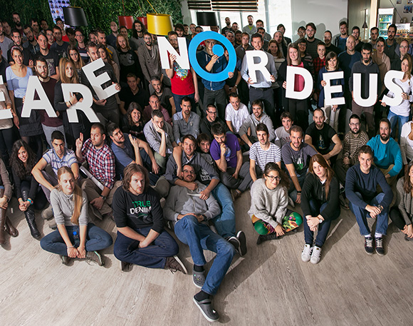 Nordeus Employer branding kampanja