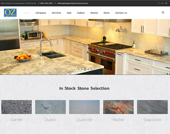BEST GRANITE IN RICHMOND website