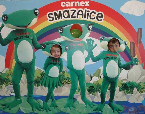 Carnex Smazalice - family day
