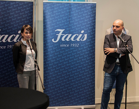 Opening of the first Facis store in Serbia